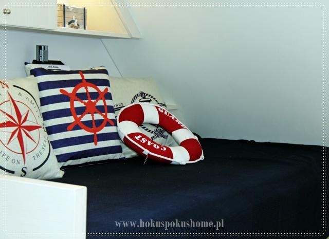 poduszki marynarskie