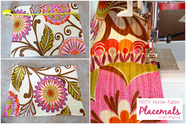 HGTV+Fabric+Placemats+Collage+01b HGTV Home Decor Fabric Placemats 18