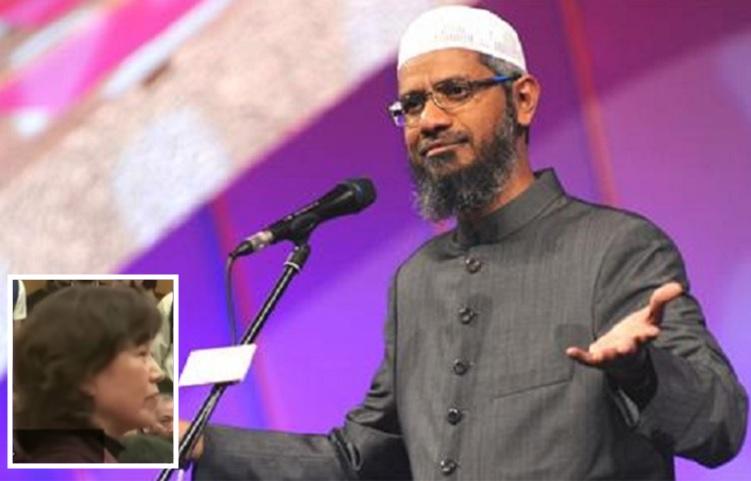 Dr Zakir Naik jawab pertanyaan isra' miraj