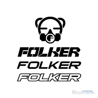 Folker Bike Logo vector (.cdr)