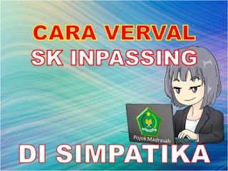 verval inpassing