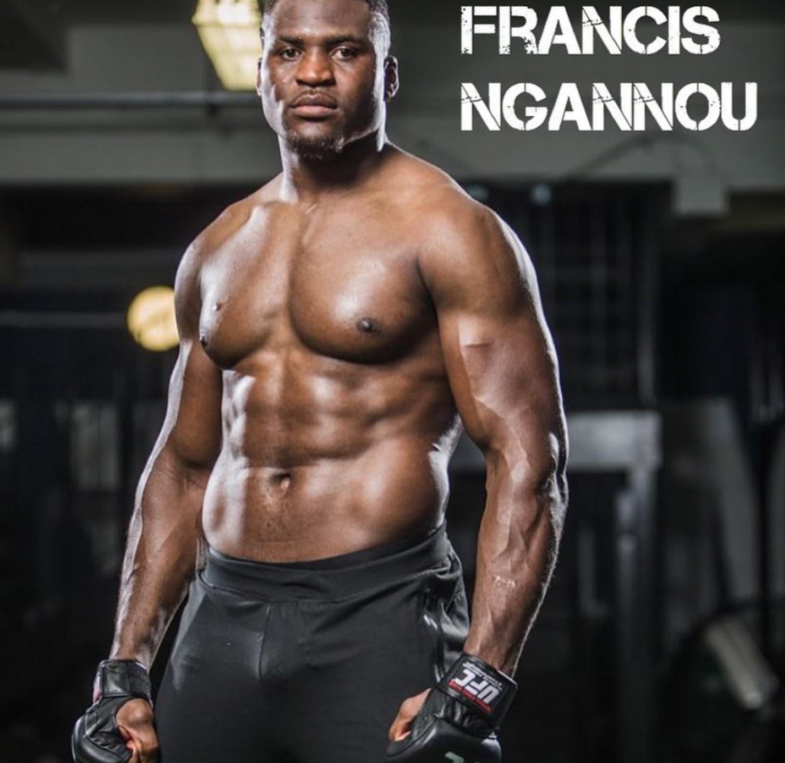 FRANCIS NGANNOU 10