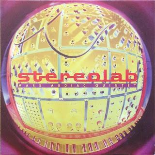 Stereolab, Mars Audiac Quintet (1994)