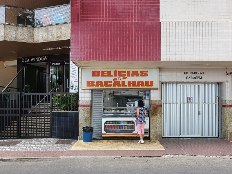 Delícias de Bacalhau Guarapari