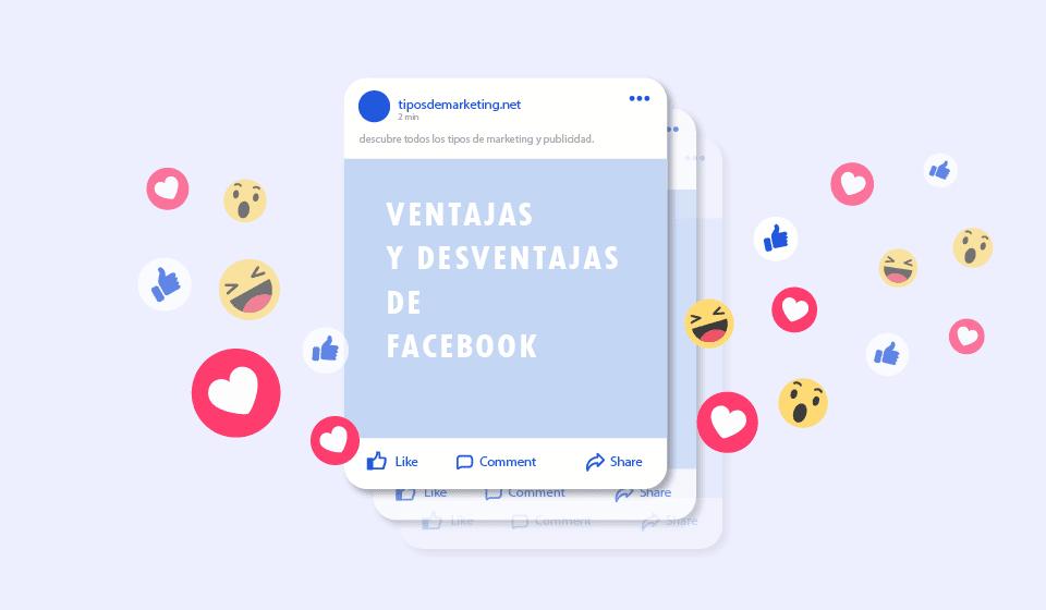 ventajas y desventajas de usar facebook