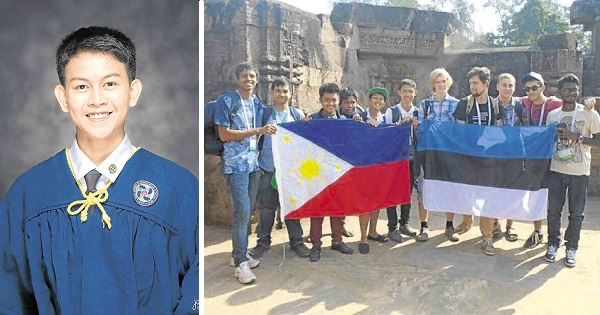 Filipino farmer boy wins $300k (Php15.7 million) scholarship to American university