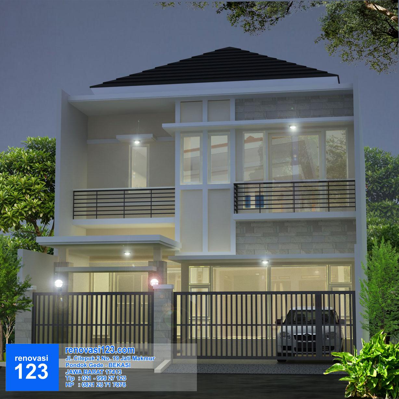 jasa renovasi rumah di bekasi cibubur jakarta by