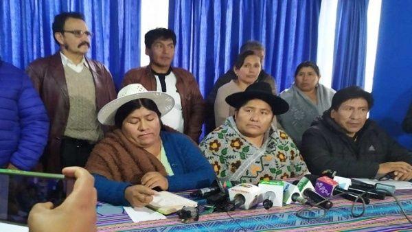 Denuncian que EE.UU. participó en la orden de detención a Evo en Bolivia