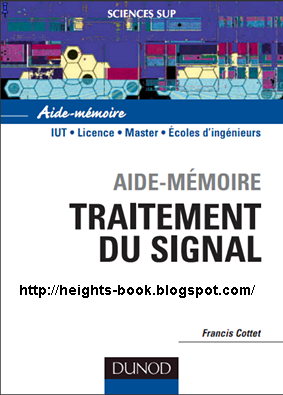 Télécharger Livre Gratuit Aide-Mémoire de Traitement du signal pdf