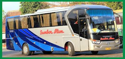 Agen Bus Sumber Alam di Kutoarjo, Jakarta, dan Jogyakarta