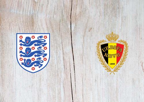 England vs Belgium -Highlights 11 October 2020