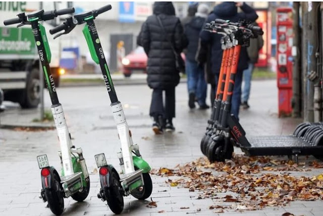 What it takes to open a scooter rental as a business