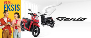 Brosur Motor Honda Genio 2020