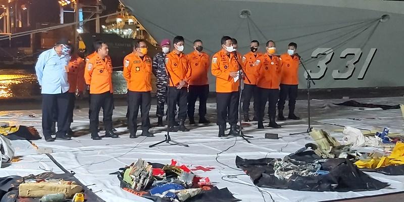 Operasi Pencarian Sriwijaya SJ-182 Resmi Ditutup