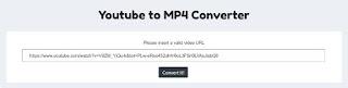 Convert YouTube ke mp4 Menggunakan YouTubeToMp3 - 2