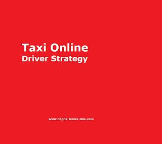 Bisnis, Driver Taxi Online, Driver Strategy, Analisa Data, Pengguna Taxi Online