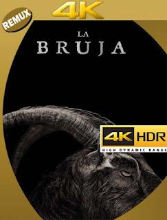 La Bruja (2015) 4K REMUX 2160p UHD [HDR] Latino [GoogleDrive]