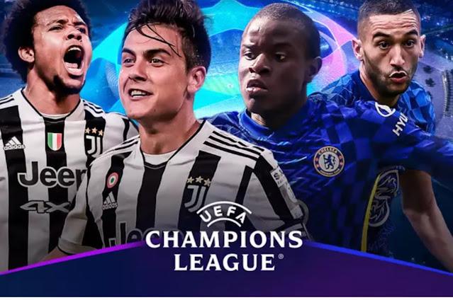 Link Live Streaming Juventus vs Chelsea Liga Champions Pekan Ke-2