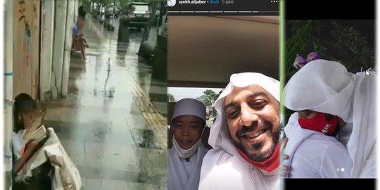 Cerita Juru Parkir Motret Akbar Mengaji, Nasib Pemulung Ini Berubah Usai Bertemu Syekh Ali Jaber