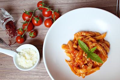 Ricetta tipica sarda. Cucina italiana