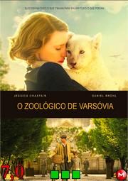 O Zoológico de Varsóvia – Dublado