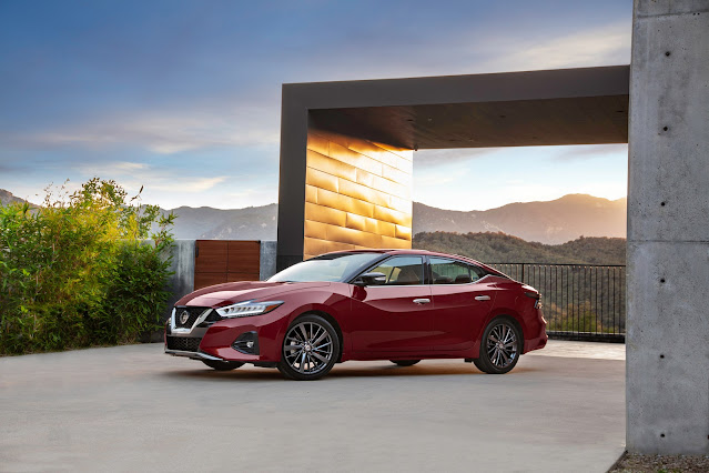 2021 Nissan Maxima Review