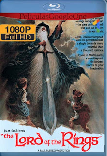 El Señor De Los Anillos [1978] [1080p BRrip] [Latino- Ingles] [GoogleDrive] LaChapelHD
