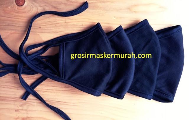 Masker hijab kain