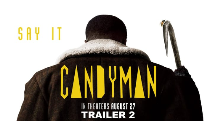 MOVIES: Candyman - Trailer + Poster