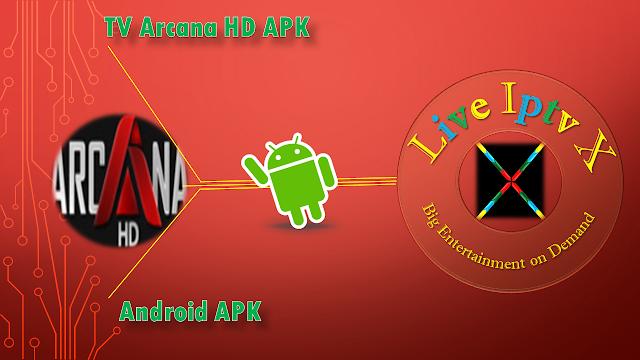 TV Arcana HD APK