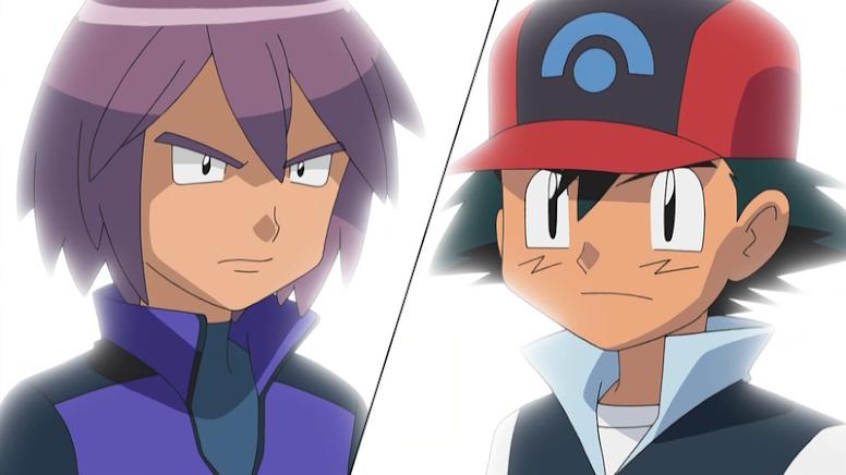 Ash e Paul