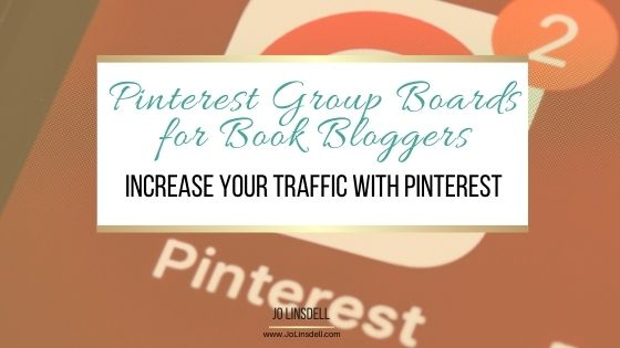 Pinterest Group Boards for Book Bloggers