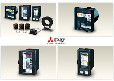 Mitsubishi Protection Relays