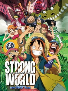 One Piece Film: Strong World Subtitle Indonesia