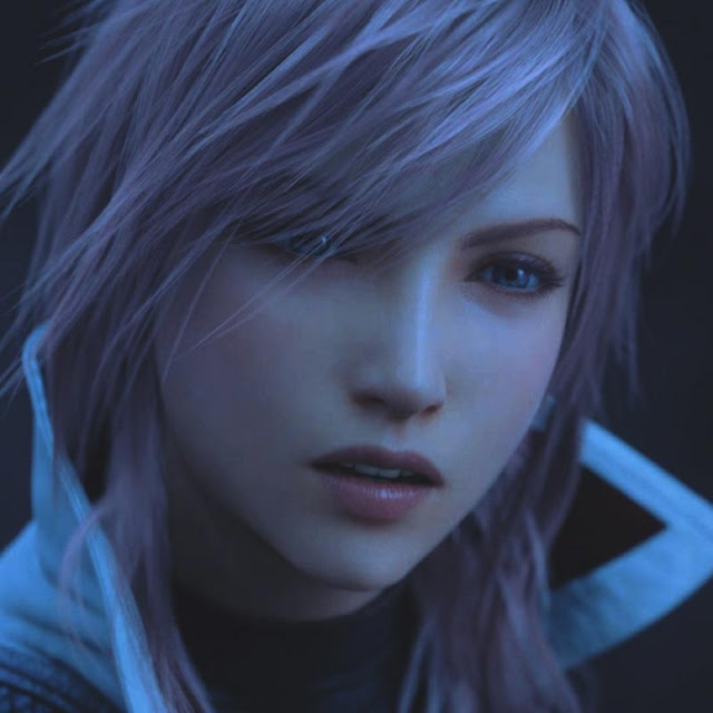 "Claire ""Lightning"" Farron Wallpaper Engine"