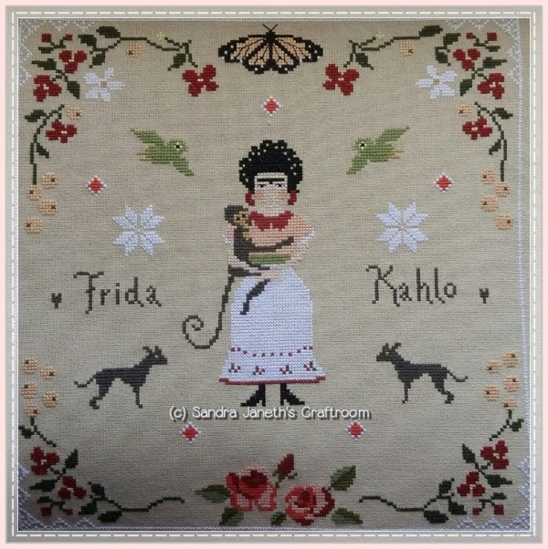 Viva la Frida, The Snowflower Diaries, Frida