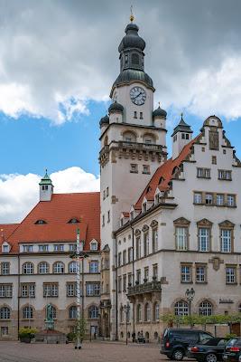 Lutherweg von Leisnig nach Döbeln - Wandern in Sachsen - Region Leipzig - Burg Mildenstein - Kloster Buch - Wanderung 23
