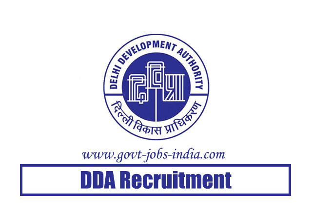 DDA – 629 Jr Secretariat Assistant, Mali, Stenographer & Various Vacancy – Last Date 15 May 2020