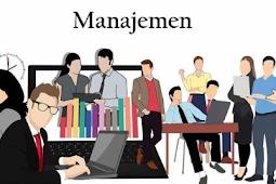 Pengertian Manajemen Menurut Pendapat  Ahli