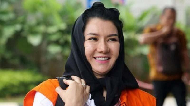 KPK Garap Mantan Bupati Kukar Rita Widyasari Terkait Kasus TPPU