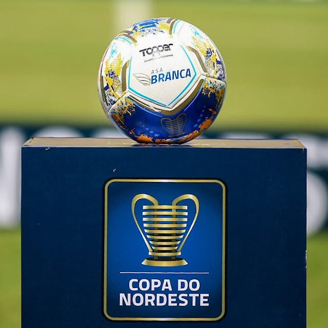 CBF altera jogos de clubes piauienses na Copa do Nordeste