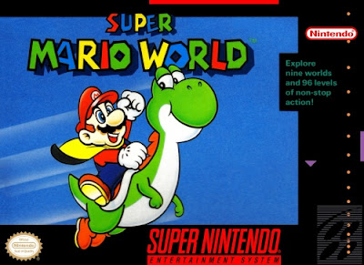 Rom de Super Mario World para SNES em PT-BR