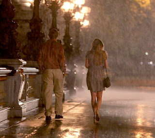 Rain Midnight in Paris