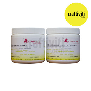 craftiviti: ALUMILITE MOLD MAKING & CASTING - NOW AVAILABLE