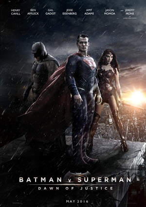 Batman v. Superman: Dawn of Justice (2016) DVDRip Latino