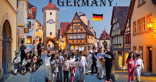 2ºB pupils travel to Germany