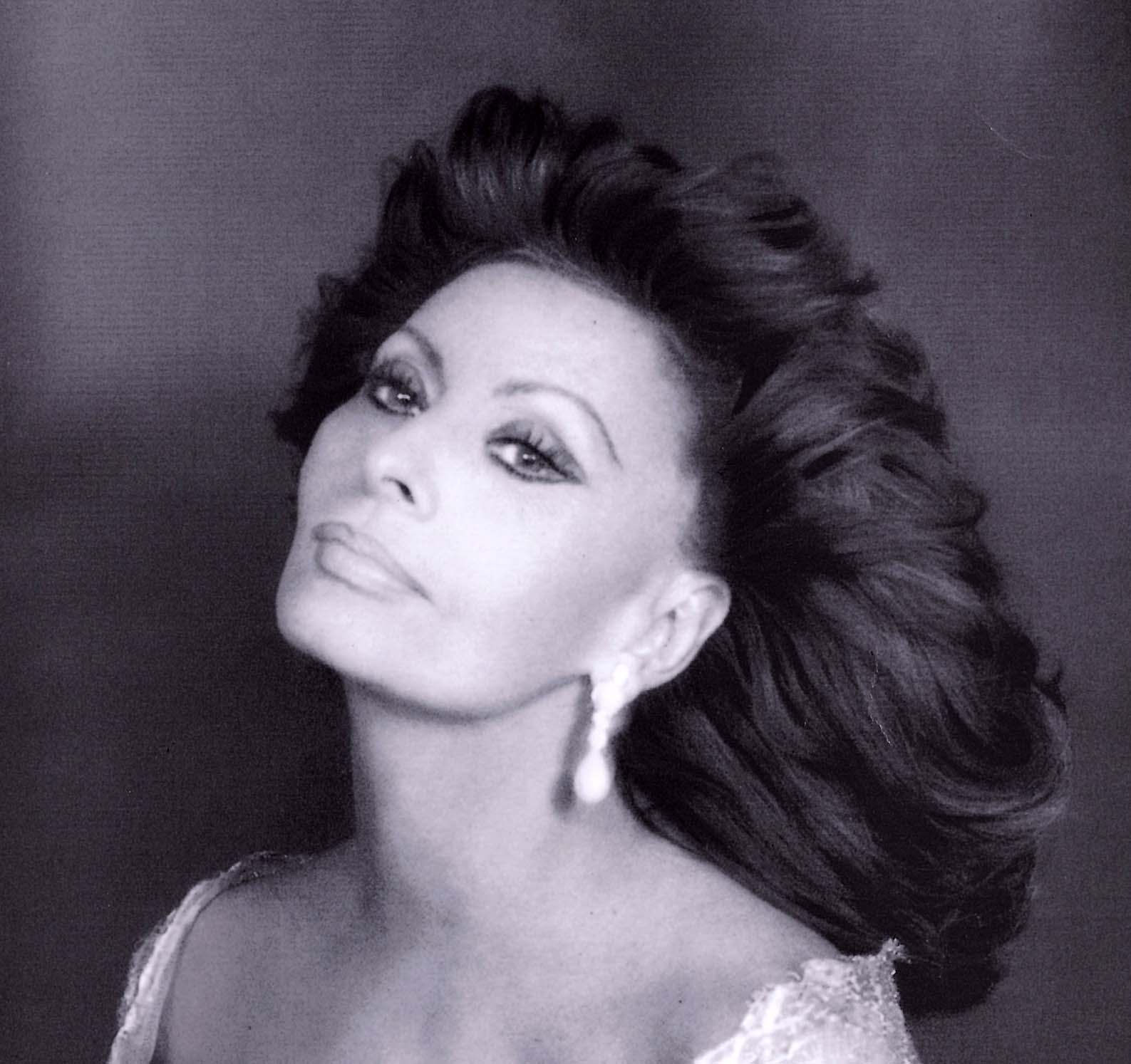 Sophia Loren Naked Pics