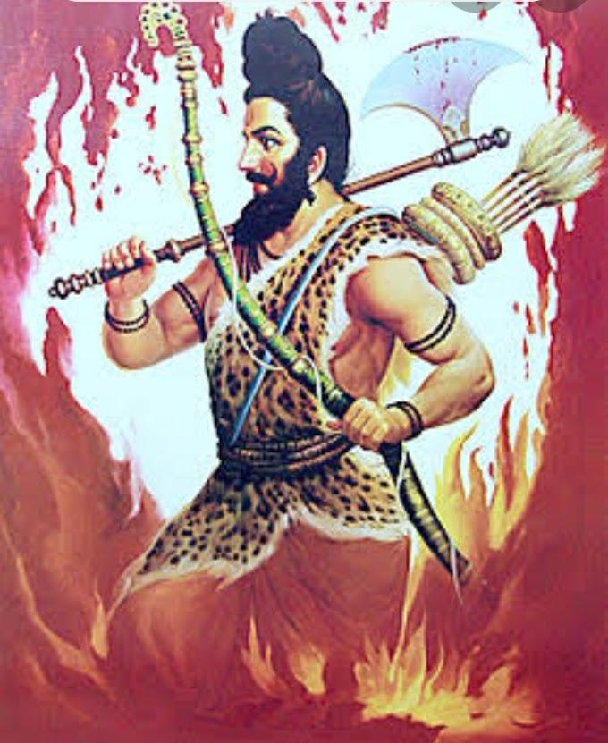 Parshuram Jayanti - The Rise of Infinite