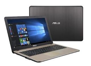 Asus X540S Drivers windows 8.1 64bit and windows 10 64bit