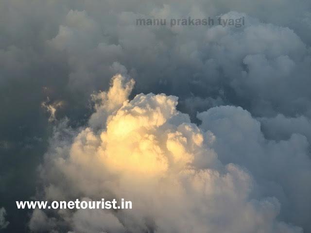 mumbai ariel view